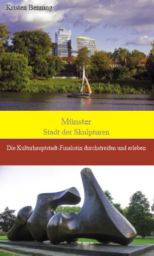 Cover Vorderseite Münster Stadt der Skulpturen 1